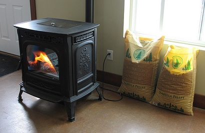 The Origin And Design Of Pellet Stoves As A Heating Source
