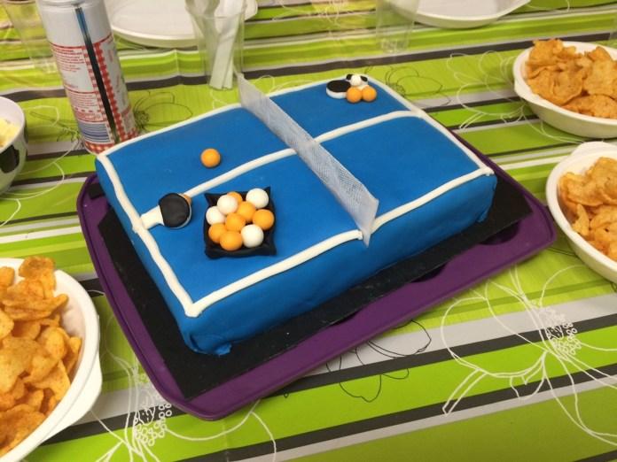 Gâteau ping