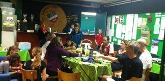 tennis de table châtelaine rencontre parents et enfants