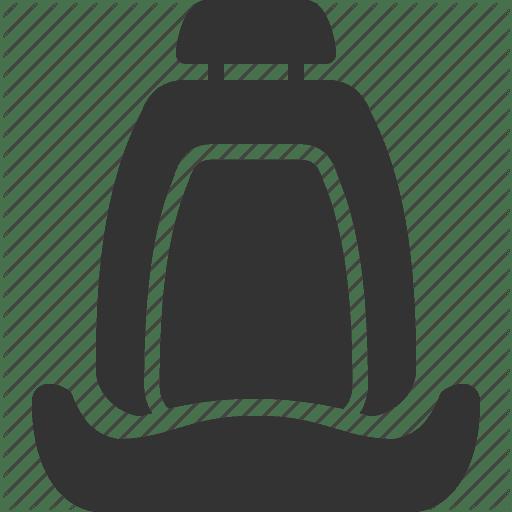 bus seat icon