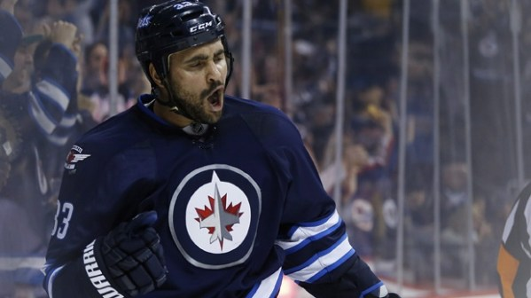 Jets suspend veteran defenceman Byfuglien in move to free up cap space