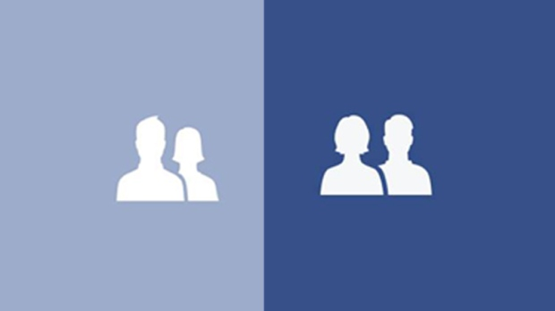 Facebook icons update