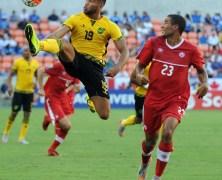 Video: Jamaica vs Canada