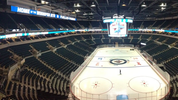 Mts Centre Gets 12 Million Makeover For Jets Fans Ctv