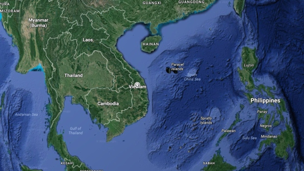 Death toll from typhoon rises in Vietnam amid widespread flooding     Vietnam is indicated on this map   Google Maps