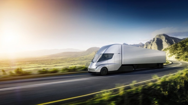 Tesla Secures Big Order For Its Electric Trucks From