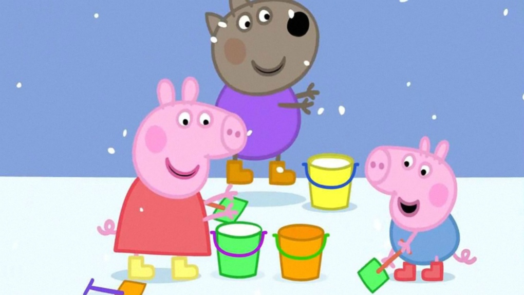 Peppa Pig Wins Street Cred Attracts Censors In China Ctv News