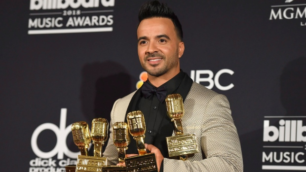 Image result for A year after 'Despacito' has Latin music found a permanent home on Canadian radio?