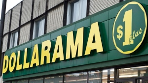 Dollarama employees protest against employment agencies in Montreal