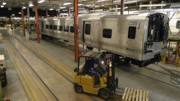 Alstom confirms it is in talks to acquire Bombardier Transportation