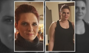 Monica Chisar is seen in these photos provided by Hamilton Police.