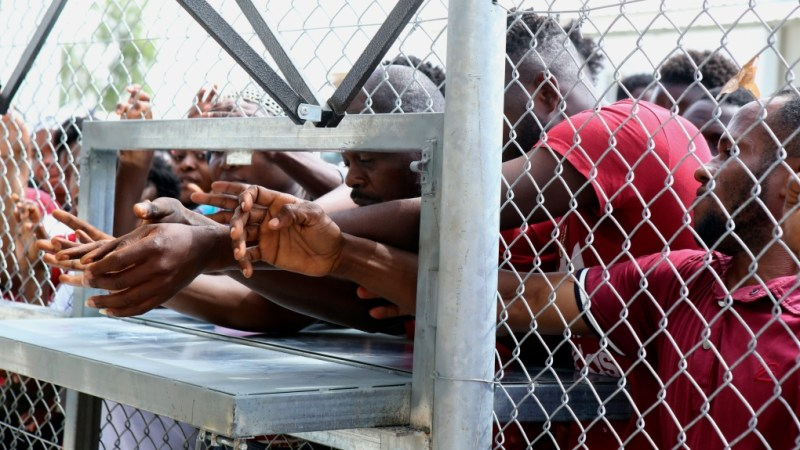 Cyprus: Brawl at overcrowded migrant camp injures 25 | CTV News