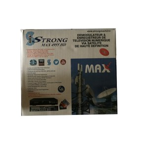 Strongmax Free To Air Satelite Decoder 4955HD New Edition With HDMI USB RF Out TV Ant Port HDMI USB
