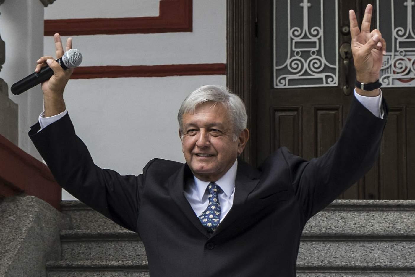 Oficial Amlo Presidente Electo La Cuenta Regresiva Para El México