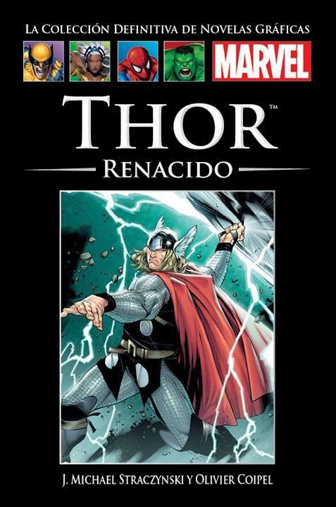 Novelas Grficas Marvel Thor Renacido Cuarto Mundo