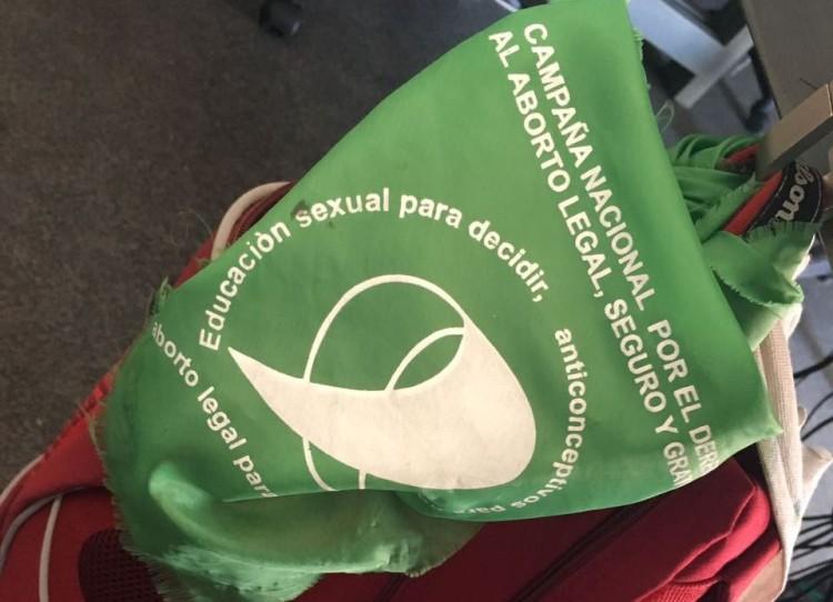 La materia que faltaba: Catedra sobre el aborto en la UNSa