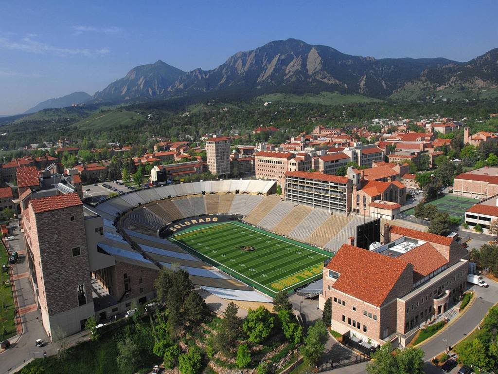Colorado Buffaloes Wallpaper of The Colorado University