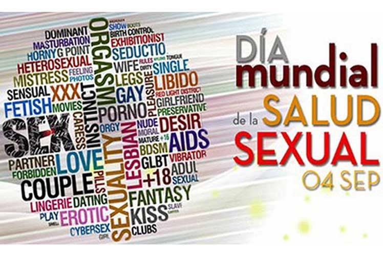 Realizan celebraciones en Cuba por Día Mundial de la Salud Sexual