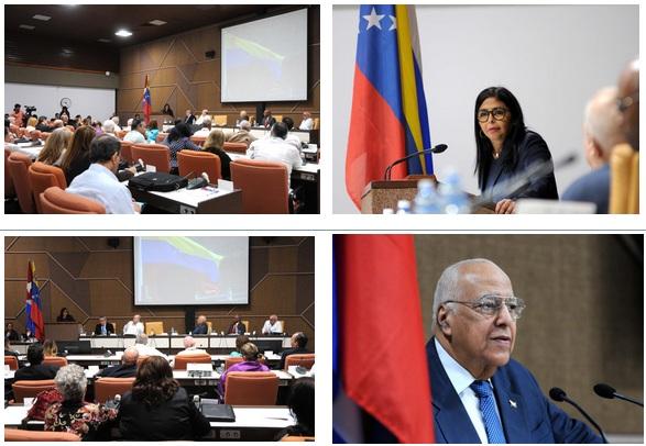 Cuba y Venezuela firman en La Habana contratos de tres proyectos de cooperación