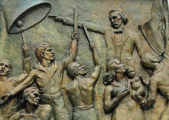 Imagen de Céspedes en el 10 de octubre.