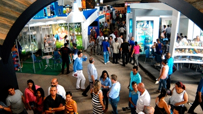 Feria de Negocios en Cuba