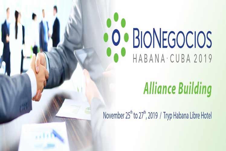Taller internacional #BioNegociosCuba 2019