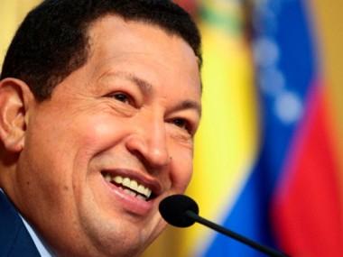 Líder bolivariano Hugo Chávez Frías