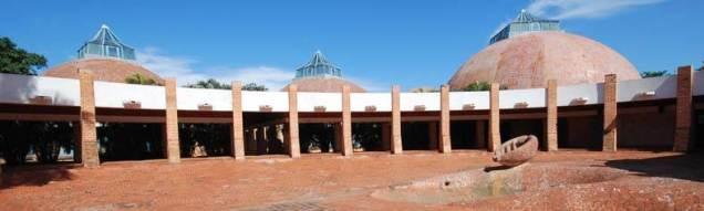 School of Fine Art. Arch Ricardo Porro 1961 repaired circa 2010.