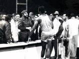 Torrijos, Fidel y Teófilo Stevenson