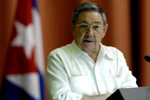 El presidente cubano Raúl Castro Ruz, clausuro la VIII Cumbre de  la Alianza Bolivariana para los Pueblos de Nuestra América (ALBA), en el  Palacio de Convenciones, en La Habana, Cuba, el 14 de diciembre de  2009. AIN FOTO/Marcelino VAZQUEZ HERNANDEZ