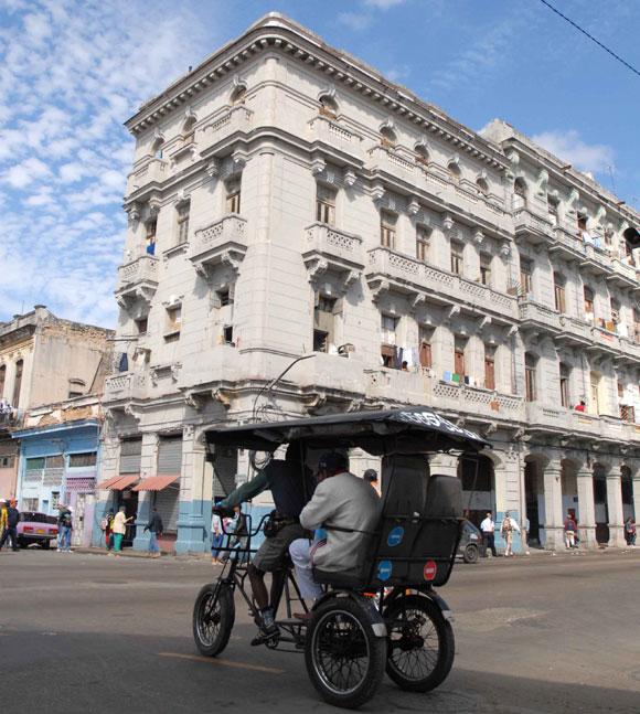 Desandar calles de La Habana
