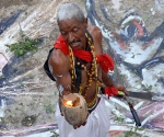 Evocación espiritual al pueblo de Haití en Santiago de Cuba