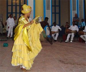 Baile Ochún