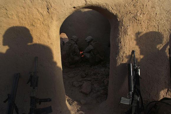 Guerra Afganistán