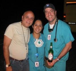 Médicos de Puerto Rico son investigados por juerga en Haití. (Foto: EFE)