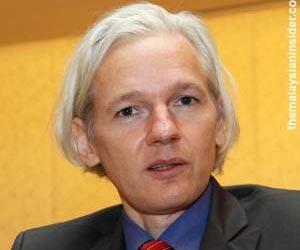 Julian Assange, fundador del sitio web de denuncias WikiLeaks