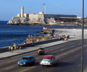 El Malecón de La Habana, Cuba. Foto: Kaloian