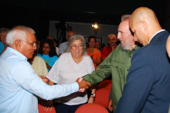 Reverendo Pablo Odén Marichal, diputado a la Asamblea Nacional del Poder Popular y secretario ejecutivo del Consejo de Iglesias de Cuba. Foto: Estudios Revolución