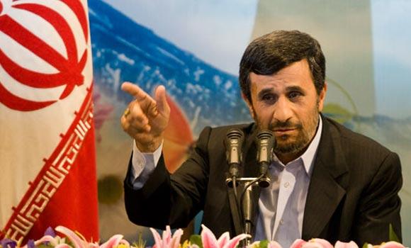 El Presidente iraní Mahmoud Ahmadinejad. Foto: Archivo