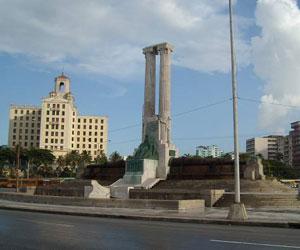 Monumento al Maine. La Habana, Cuba
