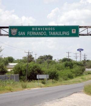 San Fernando, Tamaulipas. México