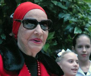Alicia Alonso celebra su 90 cumpleaños