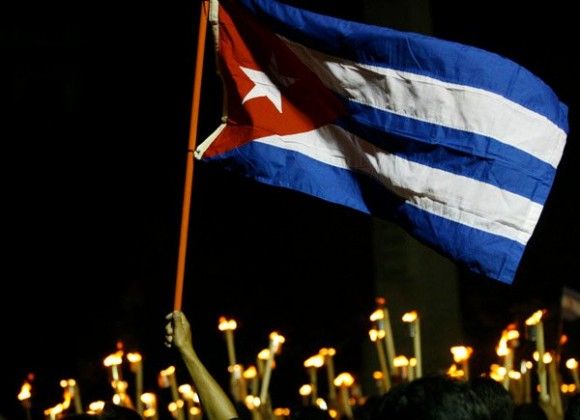 Marcha de las Antorchas, 27 de enero 2011   Foto: Ismael Francisco