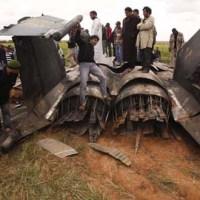 Coalición imperial pierde avión de combate en Libia (+Fotos)