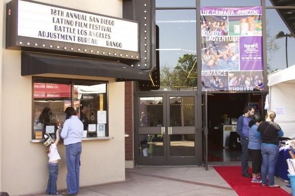 Festival de Cine Latino de San Diego. Foto: Ángel Alderete