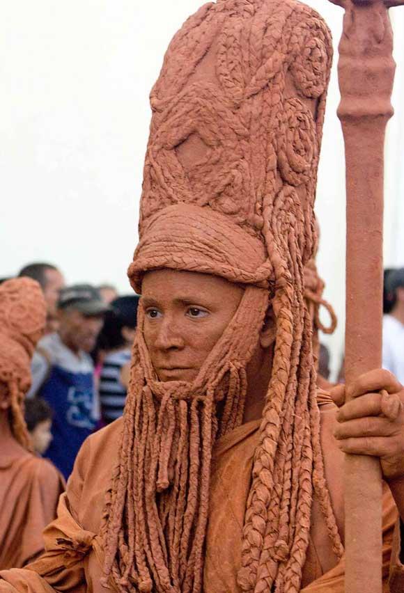 D'Morón de barro en Pinar