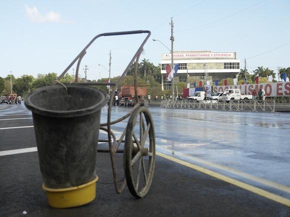 Auténticos rabos de nube. Foto: Rafael González/Cubadebate.