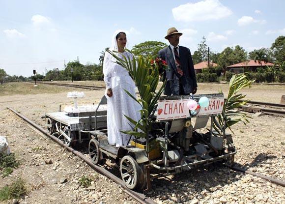 Una boda en Alto Cedro. Foto: Ismael Francisco/Cubadebate