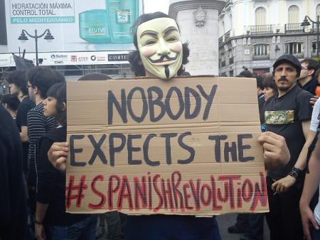 spanish revolution anon