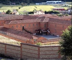 Ni siquiera hay fotos de Tohuami Hamdaoui. Esta es una imagen de la cárcel de Teruel, en España.